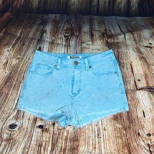 Roxy corduroy shorts